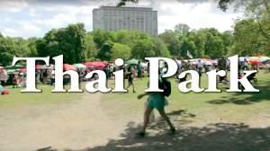 tajski park w berlinie