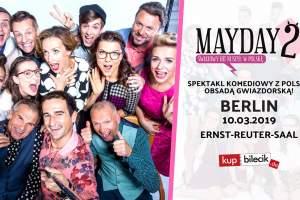 Mayday 2 - polski spektakl komediowy w berlinie