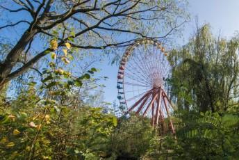 Spree Park w Berlinie. Dni otwarte